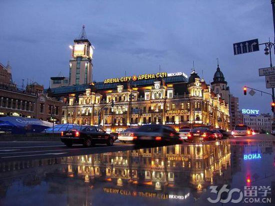 乌克兰的十大热门院校及专业