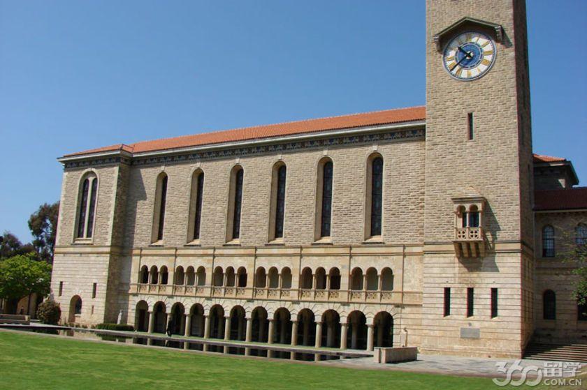 高考后留学澳洲之西澳大学高考直录要求