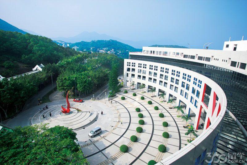 香港科技大学各类排名汇总