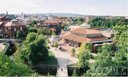 德国大学工业设计专业排名
