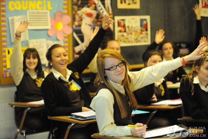 圣塞维尔女子高中申请条件