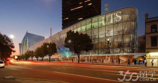 悉尼科技大学设计与建筑学院专业设置
