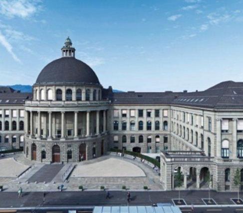 欧洲顶级学府――瑞士苏黎世联邦理工学院