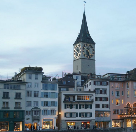 瑞士的高等教育概观