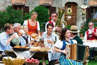 奥地利定居需德语成绩及社会贡献