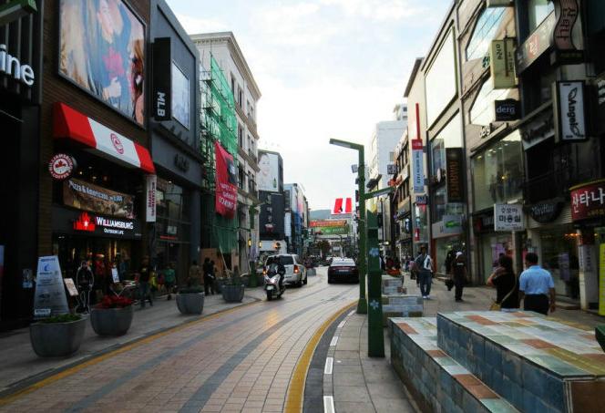 2018年中考后去韩国读高中