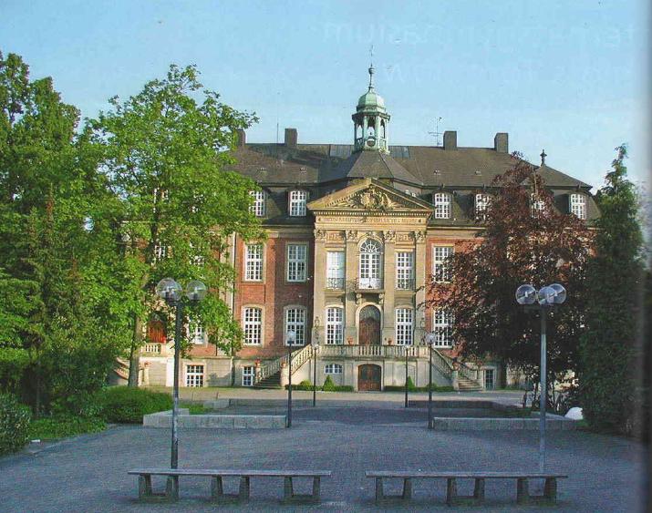 德国拜洛伊特大学