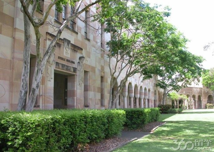 昆士兰科技大学录取率