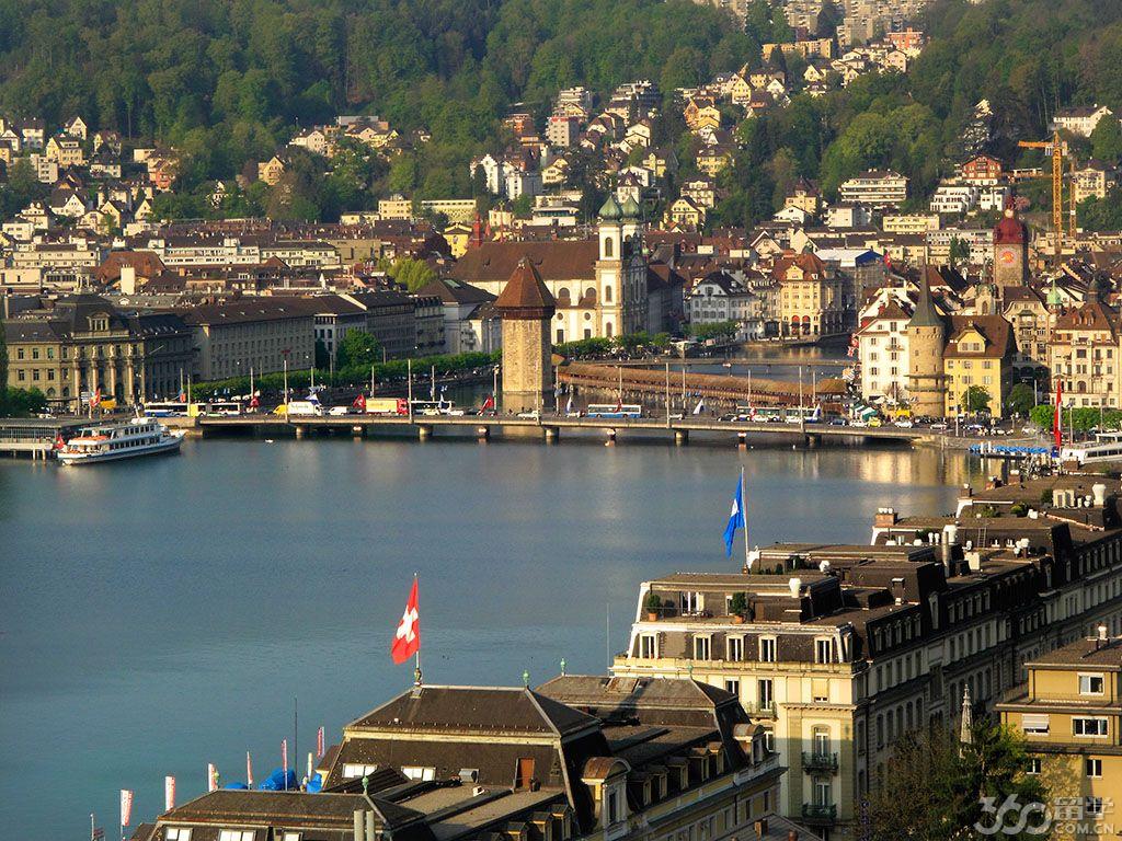 瑞士留学签证材料