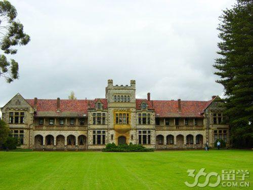 西澳大学有分校吗