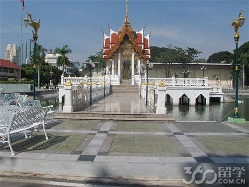 泰国留学:曼谷皇家理工大学