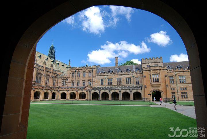 悉尼大学学习条件好不好