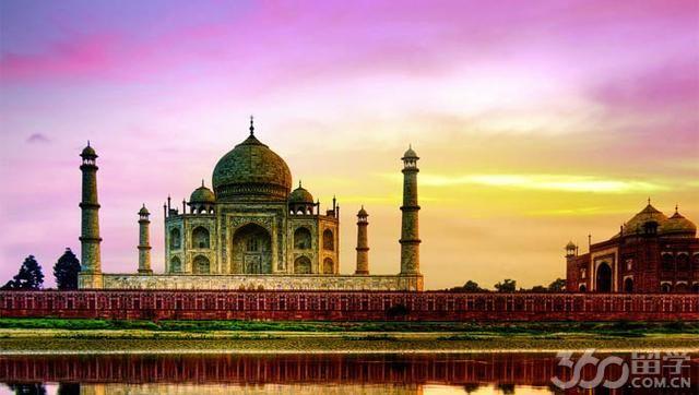 印度留学签证