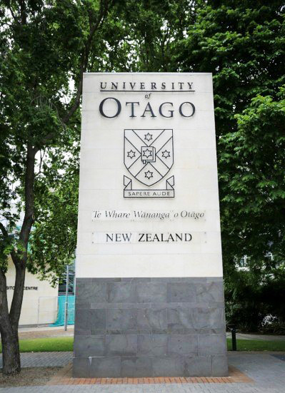 新西兰奥塔哥大学课程设置