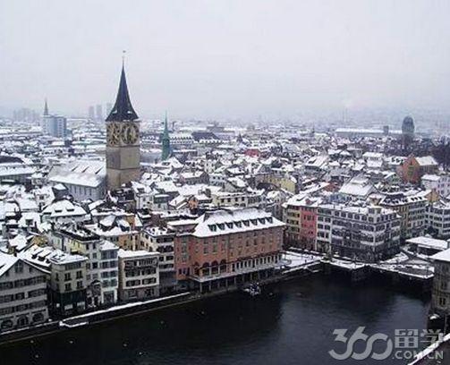 瑞士寄宿学校学生大学升学率高