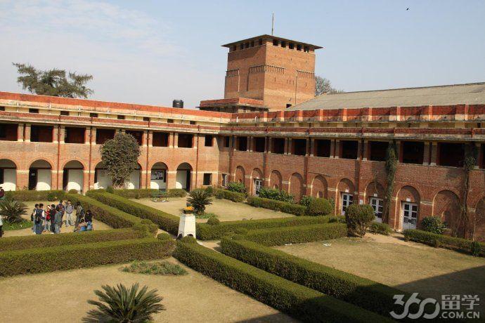 印度留学城市