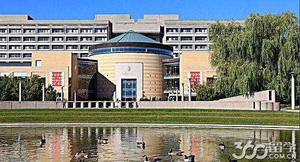2018加拿大约克大学读博士介绍