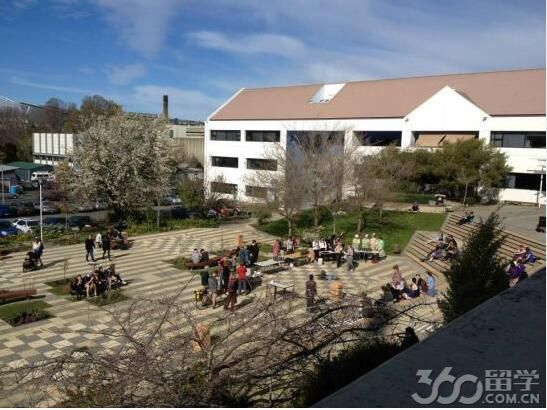 2017年新西兰奥塔哥理工学院地理环境