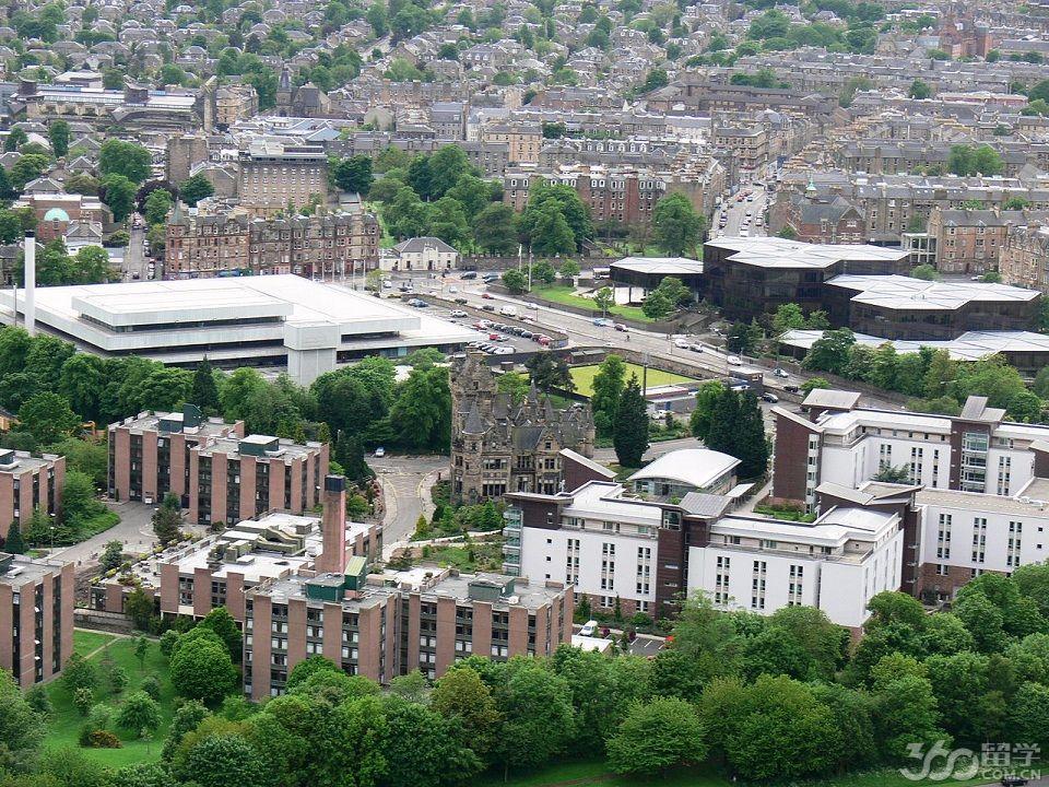 2017年爱丁堡大学预科申请