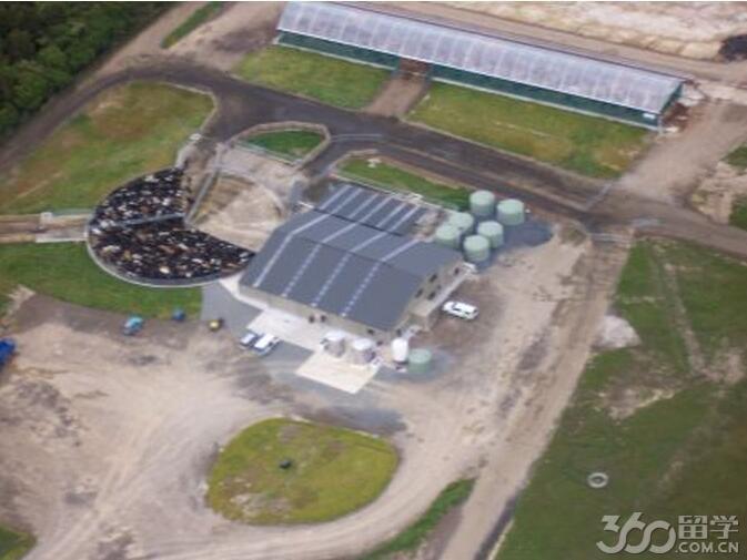 新西兰泰尔福特农业理工学院课程和详细费用情况
