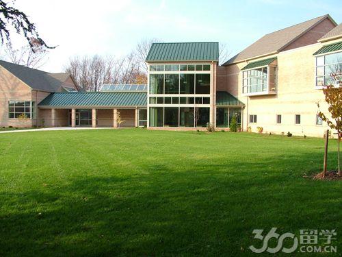美国劳伦斯伍德米尔学校位置