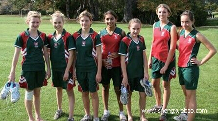 2017年新西兰惠灵顿东方女子院校留学-高中杜猛高中基金图片