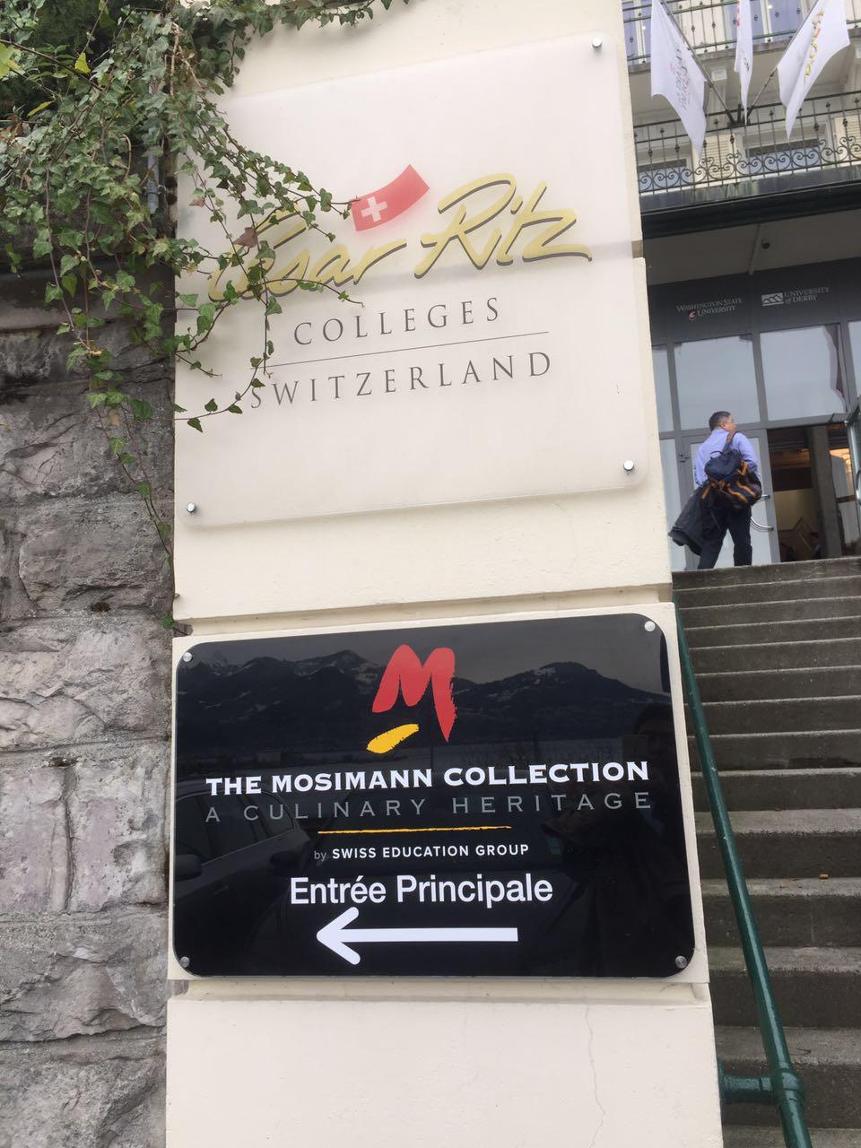 CR恺撒里兹酒店管理大学