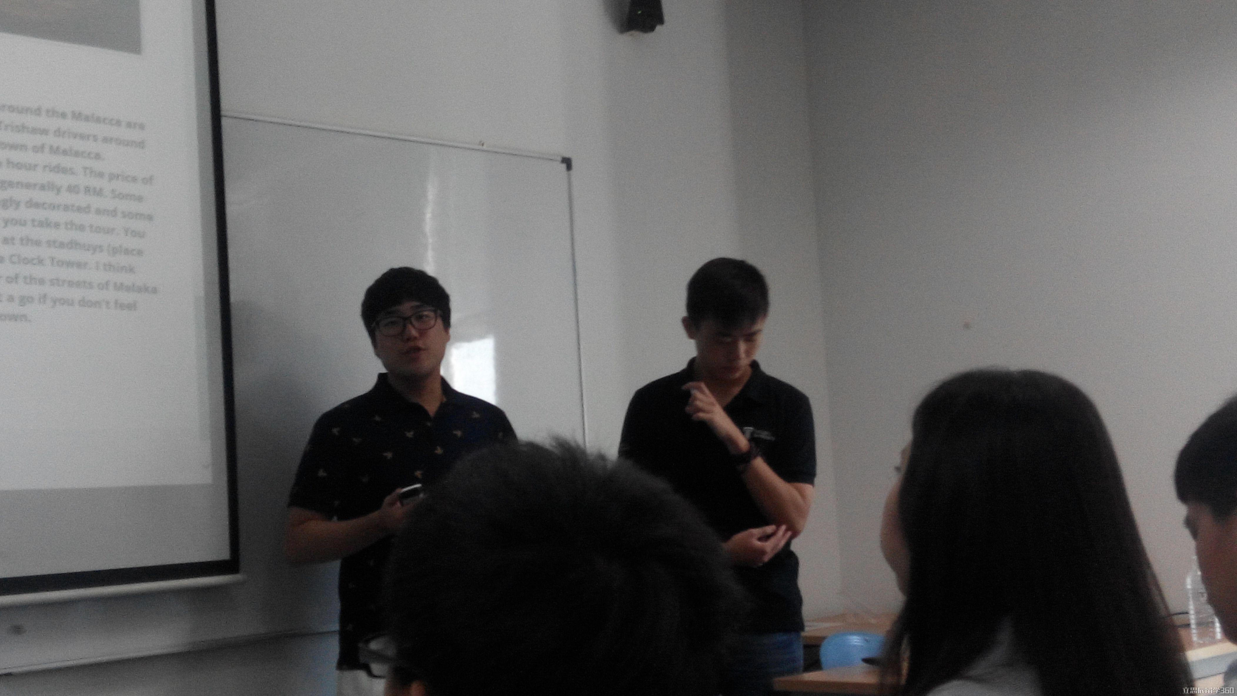 实地考察马来西亚院校中意泰莱大学,经顾老师办理成功录取与其分享烹饪作品