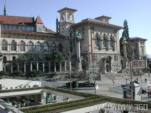 自考生申请瑞士留学
