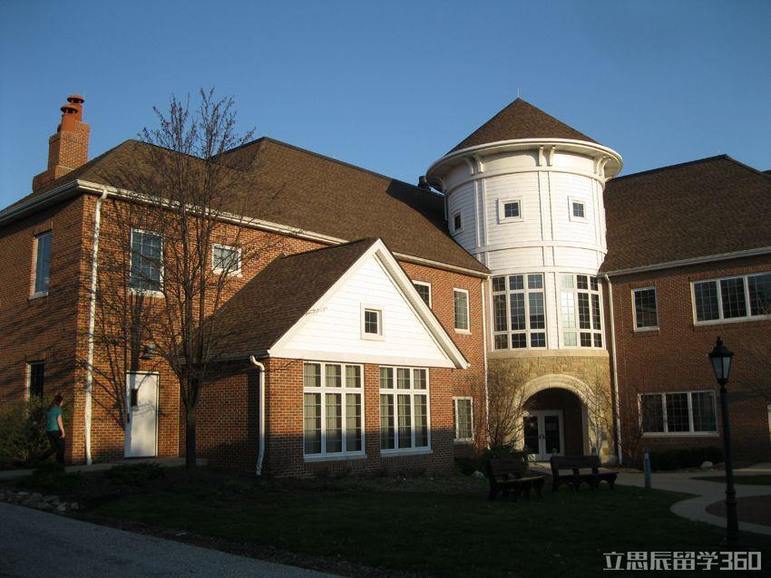 學校輕鋼別墅圖一層