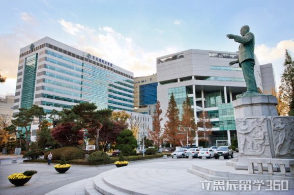 2017年韩国建国大学首尔校区