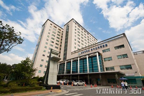 2017年韩国建国大学学术水平