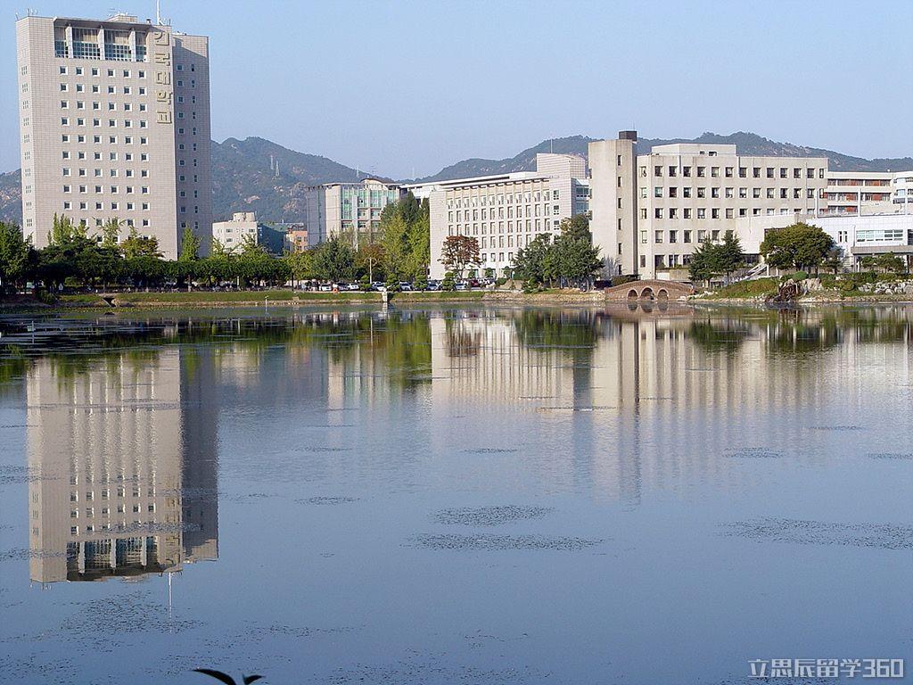2017年韩国建国大学各学院专业