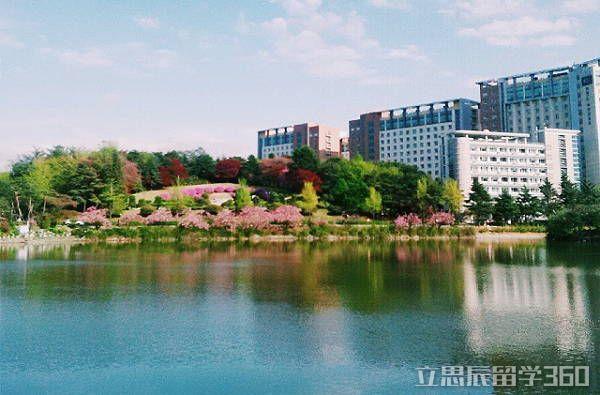 2017年韩国建国大学荣誉