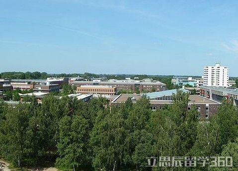 德国不来梅大学学院分类