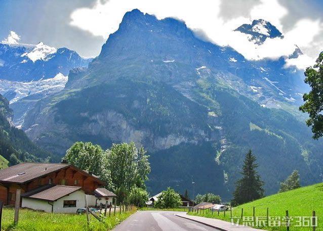 瑞士留学签证材料清单