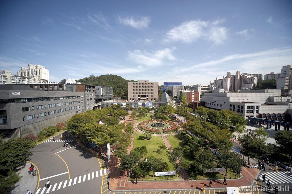 庆北国立大学师范学院专业