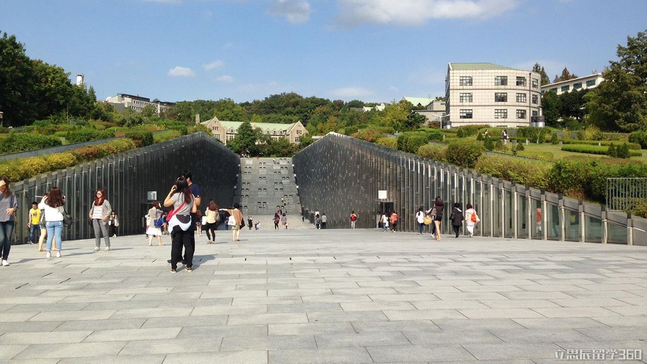 韩国留学:首尔女子大学韩语课程