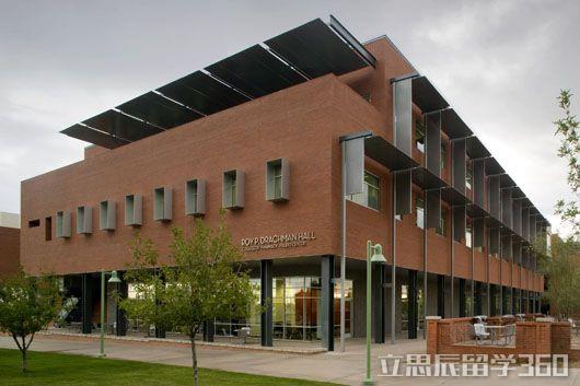 2018年美国亚利桑那大学理学院