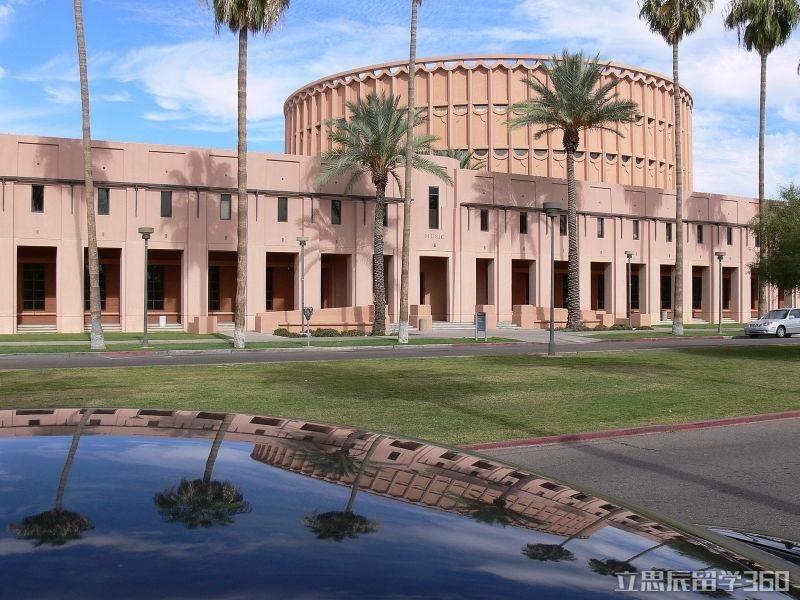 2018年美国亚利桑那大学舞蹈系