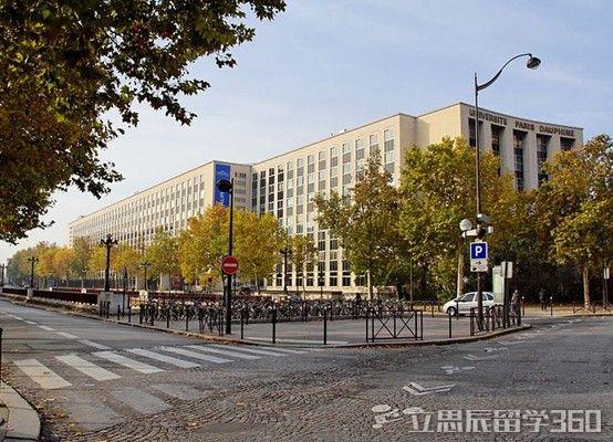法国巴黎第九大学专业排名信息