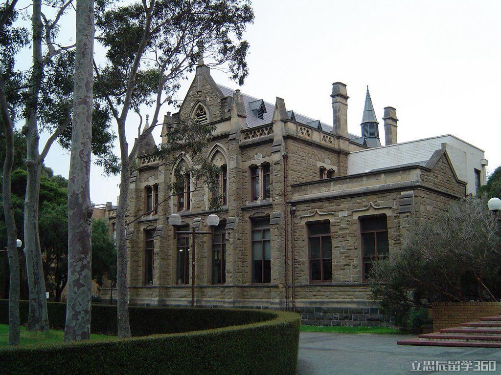 澳洲墨尔本大学建筑学硕士
