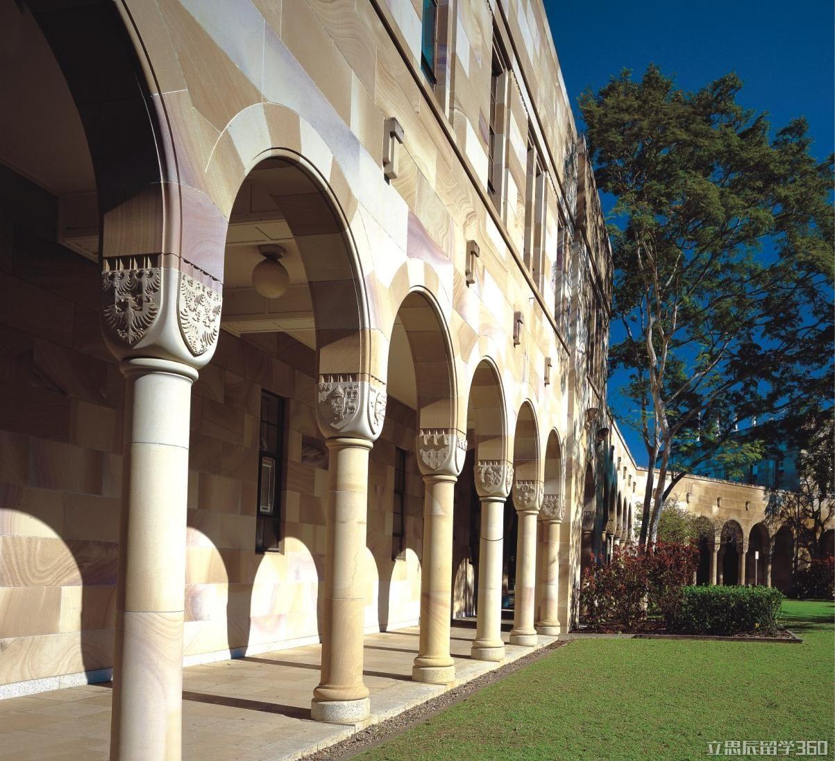 昆士兰大学图书馆怎么样