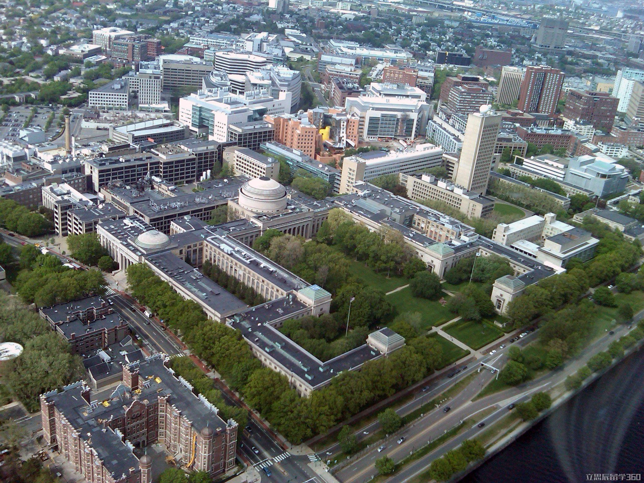 2017年留学美国麻省理工学院入学要求