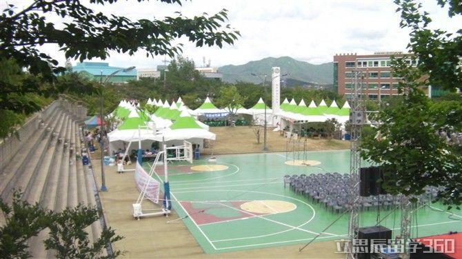 韩国大佛大学综合性的教育体系