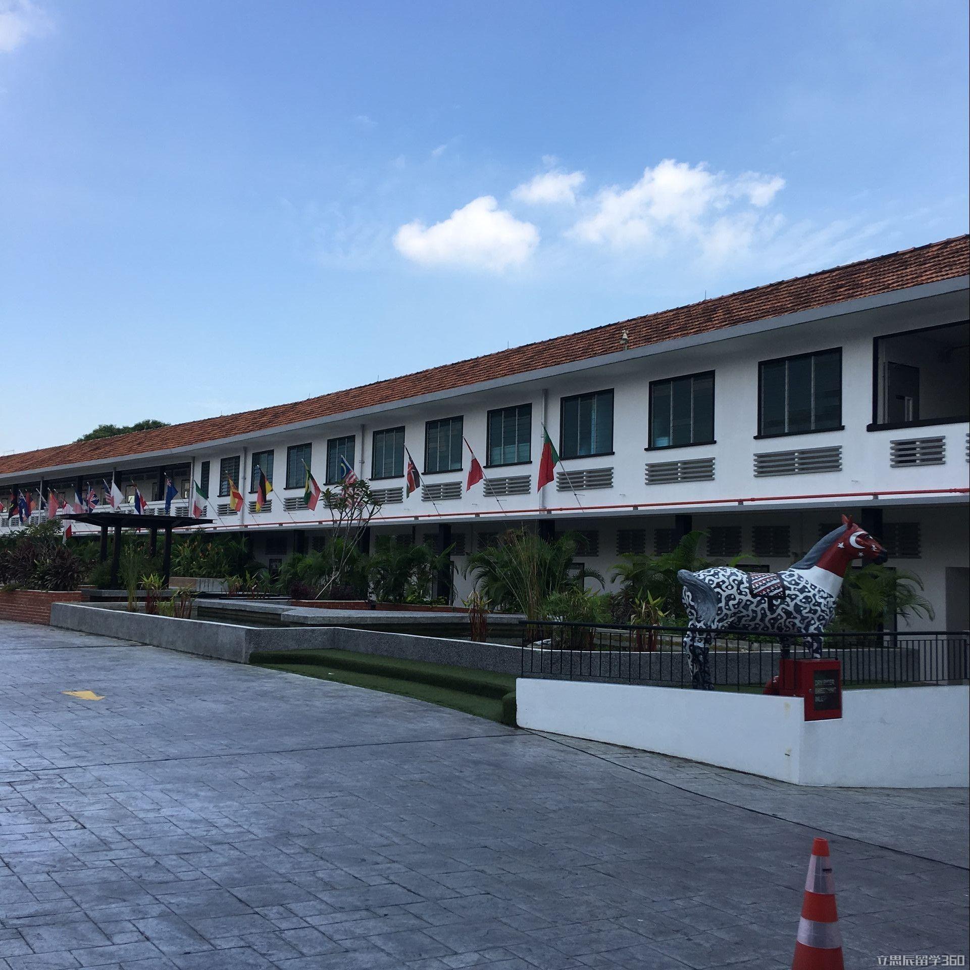 新加坡名校之旅