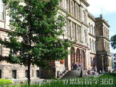 亚琛工业大学专业设置
