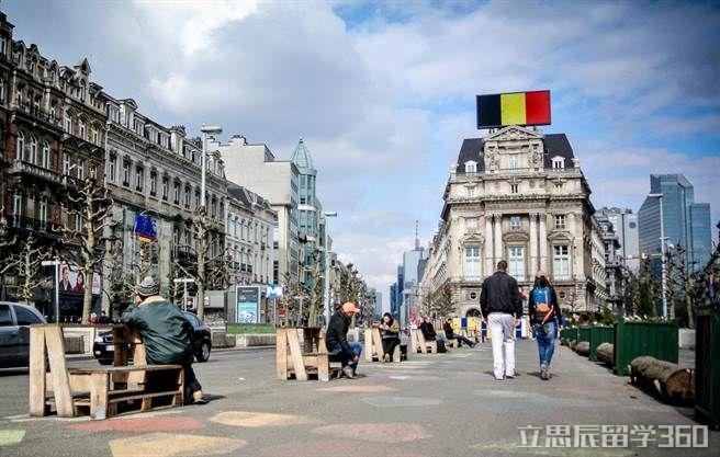 2017年学费比利时留学