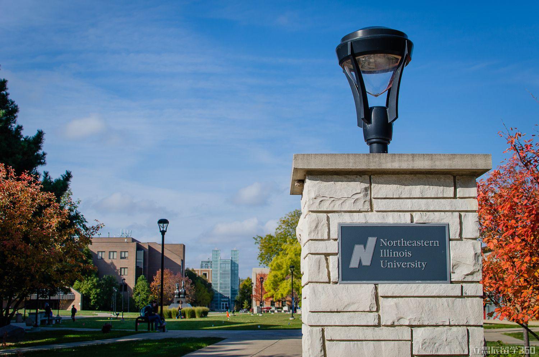 美国东北伊利诺伊大学排名
