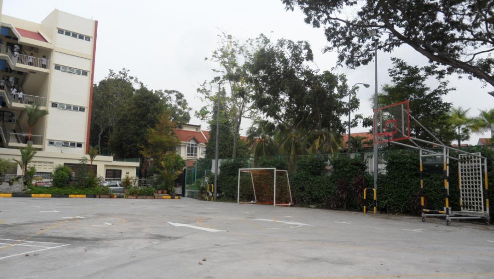新加坡三育小学